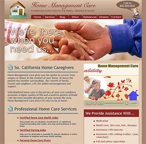 custom designed corporate website solutions