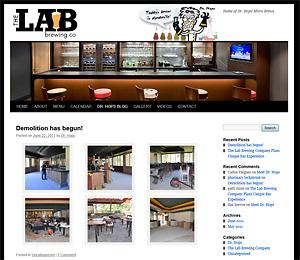 custom designed wordpress blog solutions