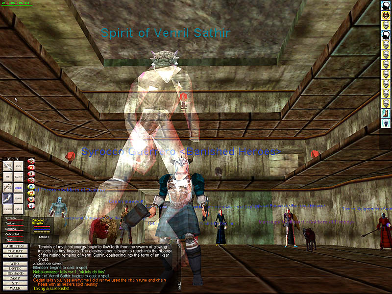 Soldiers of Destiny - Everquest Guild on the Tribunal Server
